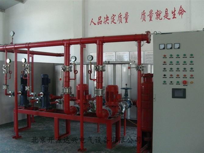 1:消防水泵定期自动低速巡检:目的:防止消防水泵锈蚀及锈死现象发生