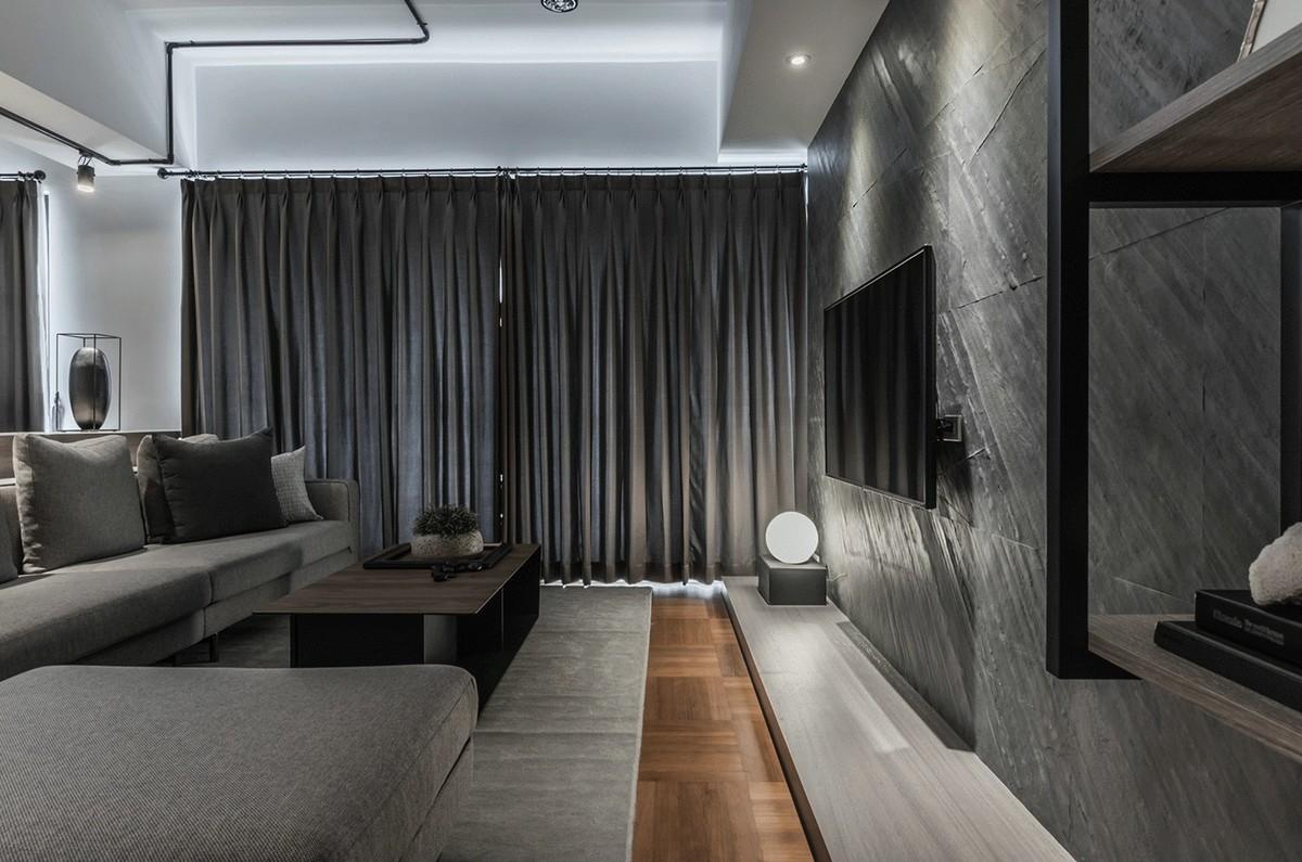后现代黑白灰装修风格,为什么后现代风格越来越受欢迎