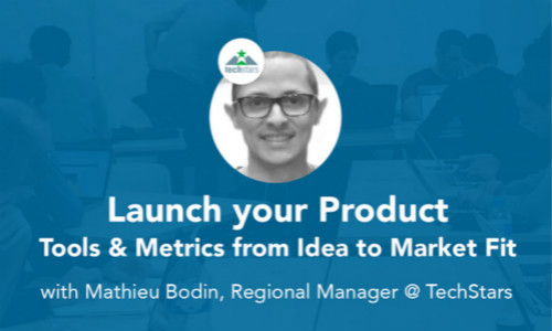 XNode Events - Tools & Metrics from Idea to Market Fit
