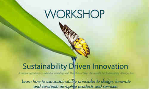 XNode Events - Sustainability Driven Innovation