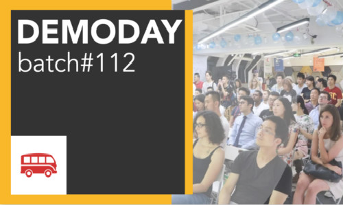 XNode Events - Le Wagon Batch 112 Demo Day (English Event)