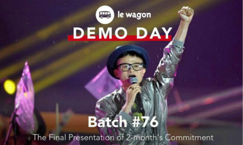 XNode Event - Le Wagon Demo Day
