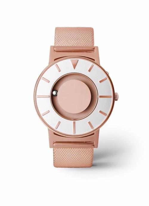 EONE 典藏系列 BR-RO-GLD 典雅玫瑰金 触感设计腕表