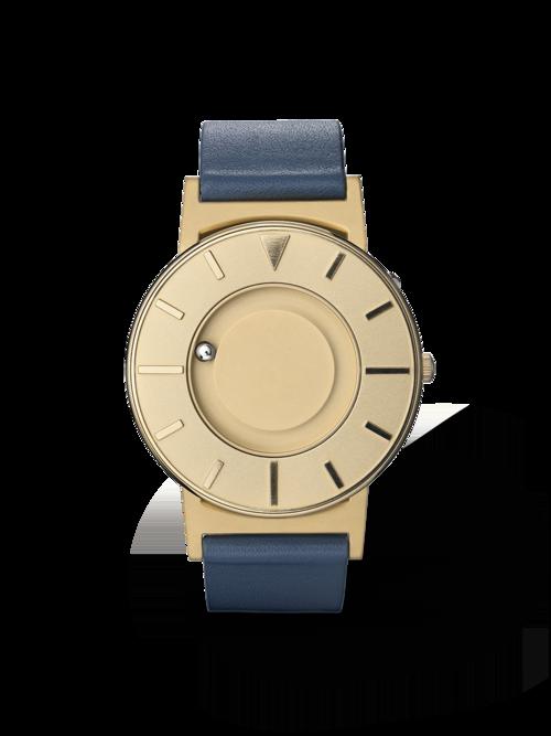 EONE 典藏系列 BR-LUX-GLD 奢华金 触感设计腕表
