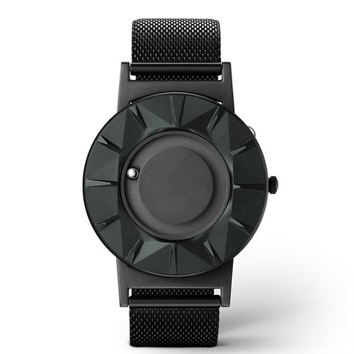 EONE 元素系列 BR-CE-CHAR 灰岩黑钢带 触感设计腕表