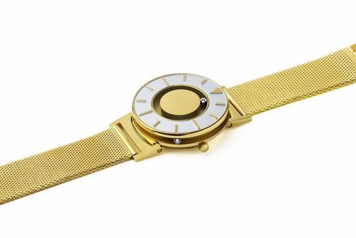 EONE 典藏系列 BR-GLD 典藏金 触感设计腕表