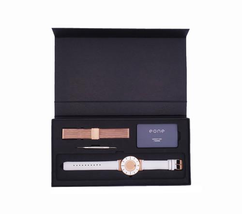 情人节限定礼盒 BX-RO-Y 触感设计腕表套盒