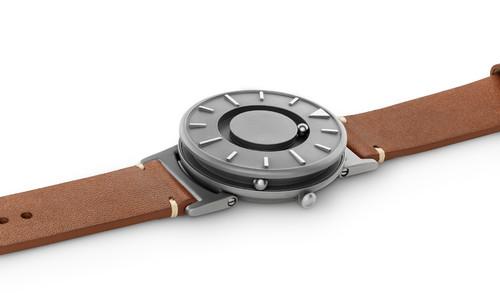 EONE 经典系列 BR-BRWN 棕色皮带 触感设计腕表