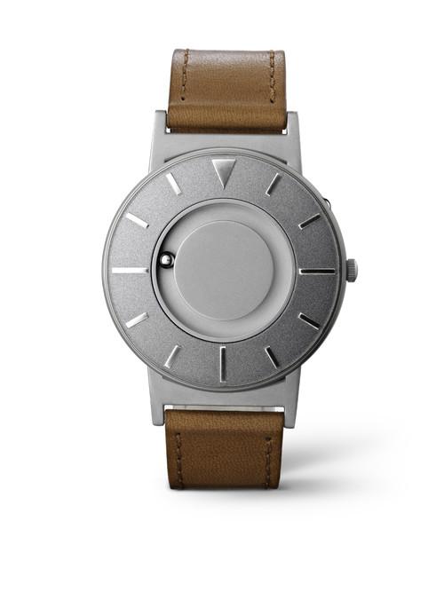 EONE 航海家系列 BR-VO 啡色皮带 触感设计腕表