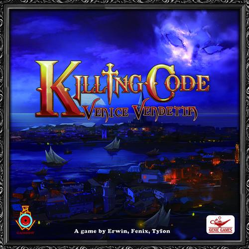 谋杀法则:威尼斯恩仇录 Killing Code: Venice Vendetta