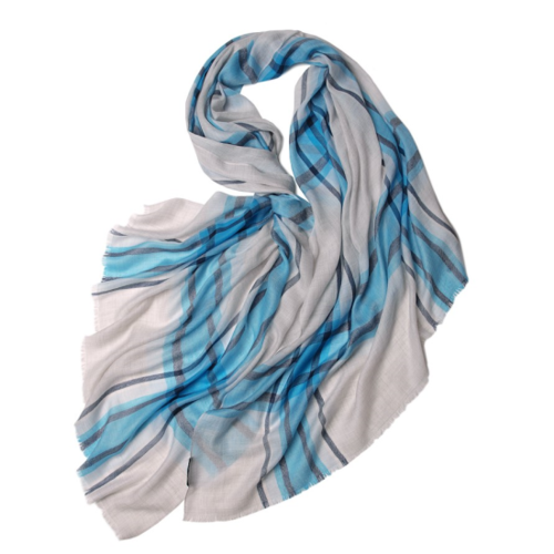 100% Pure Cashmere Shawl |SC-AOK