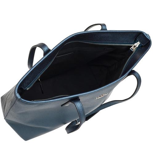 COACH 蔻驰 女款手提肩背包托特包 F16224SVLBI
