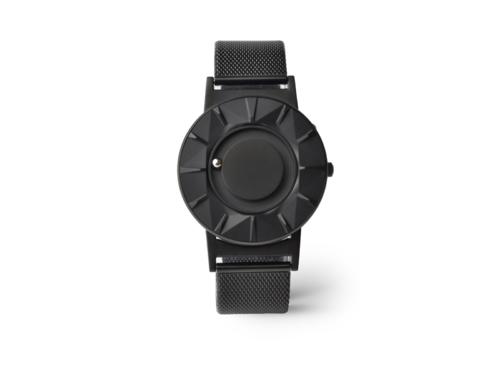 Eone 元素系列 BR-CE-B 黑色陶瓷黑钢 触感设计腕表