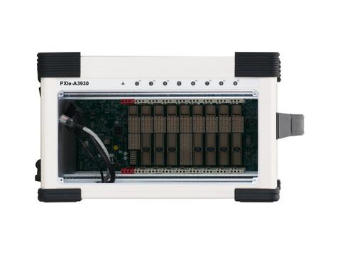 PXIe-A3930  仪器式9槽PXIe全混合便携一体机箱