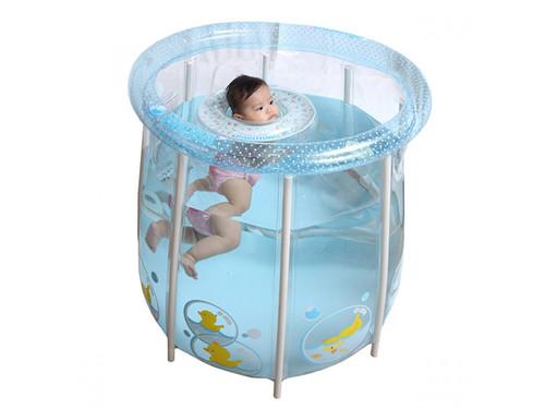 简易家庭游泳池