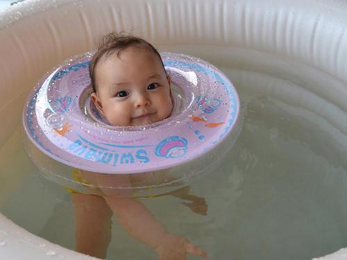 豪华家庭婴儿游泳池