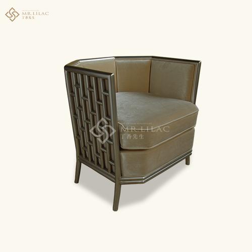丁香小姐-单人沙发