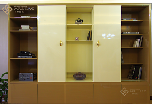 米克斯-组合书柜电视柜