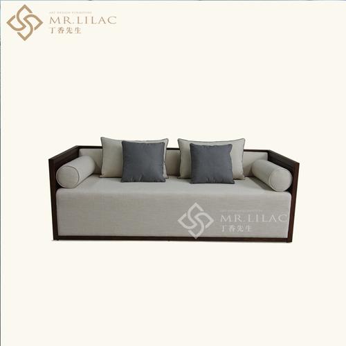 柔-三人沙发
