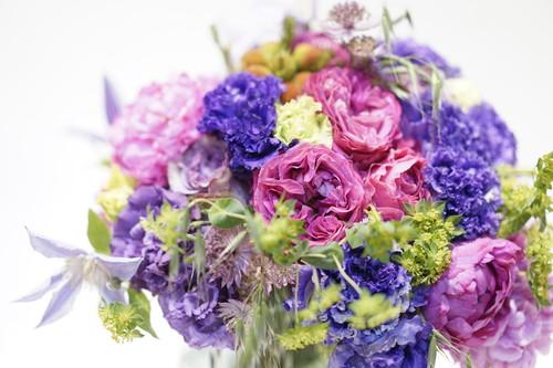 新娘捧花定制 Bridal bouquet