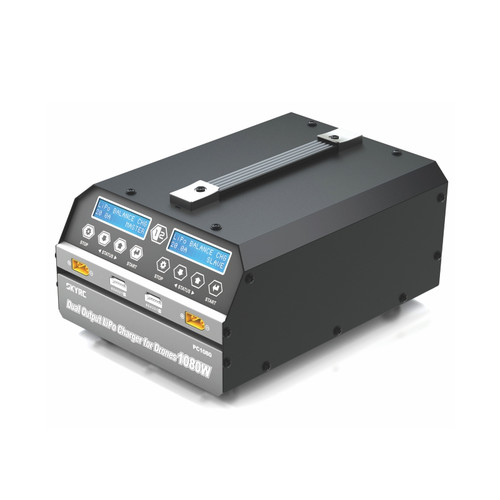 PC1080 20A平衡充電器航模鋰電池6S 智能雙通道大功率